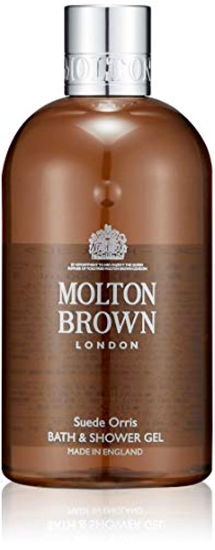 思いやり断片申し立てMOLTON BROWN(モルトンブラウン) スエード オリス コレクションSO バス&シャワージェル 300ml