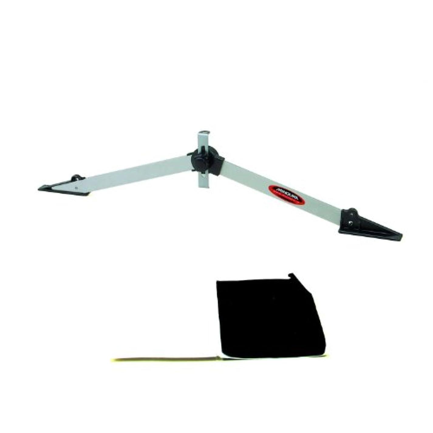 有効化軽蔑する添付MINOURA(ミノウラ) ホイールセンターゲージ FCG-310 シルバー