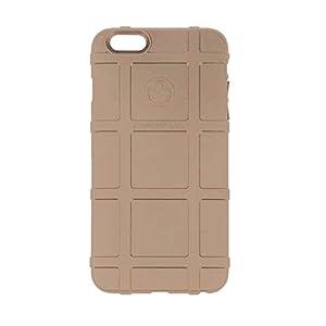 【日本正規代理店品】magpul Field Case for iPhone 6 Plus/6s Plus 対応 5.5インチ FDE フィールドケース マグプル MAG485-FDE