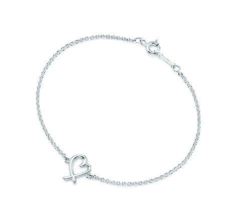 Tiffany&Co.『ティファニー』 ラビング ハート タグ ブレスレット 並行輸入品 t2020 [並行輸入品]