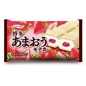 丸永製菓 博多あまおうモナカ 24入