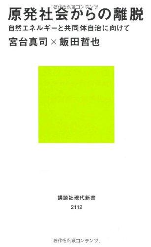 原発社会からの離脱――自然エネルギーと共同体自治に向けて (講談社現代新書)の詳細を見る