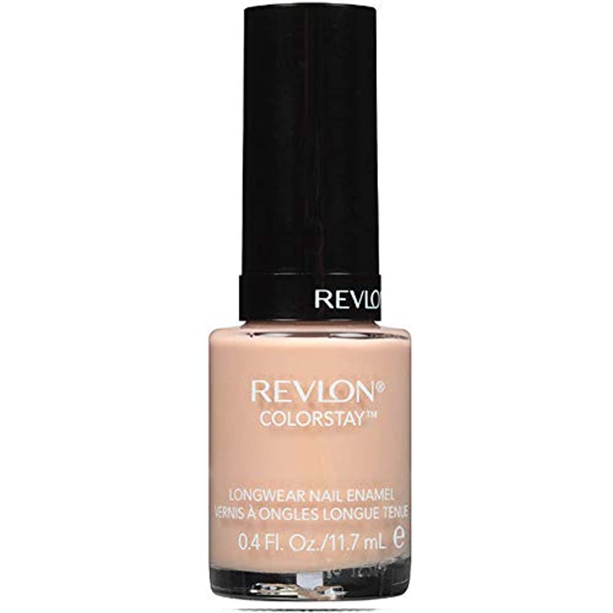 ハプニング満足させるやさしいREVLON COLORSTAY LONGWEAR NAIL ENAMEL #320 TRADE WINDS
