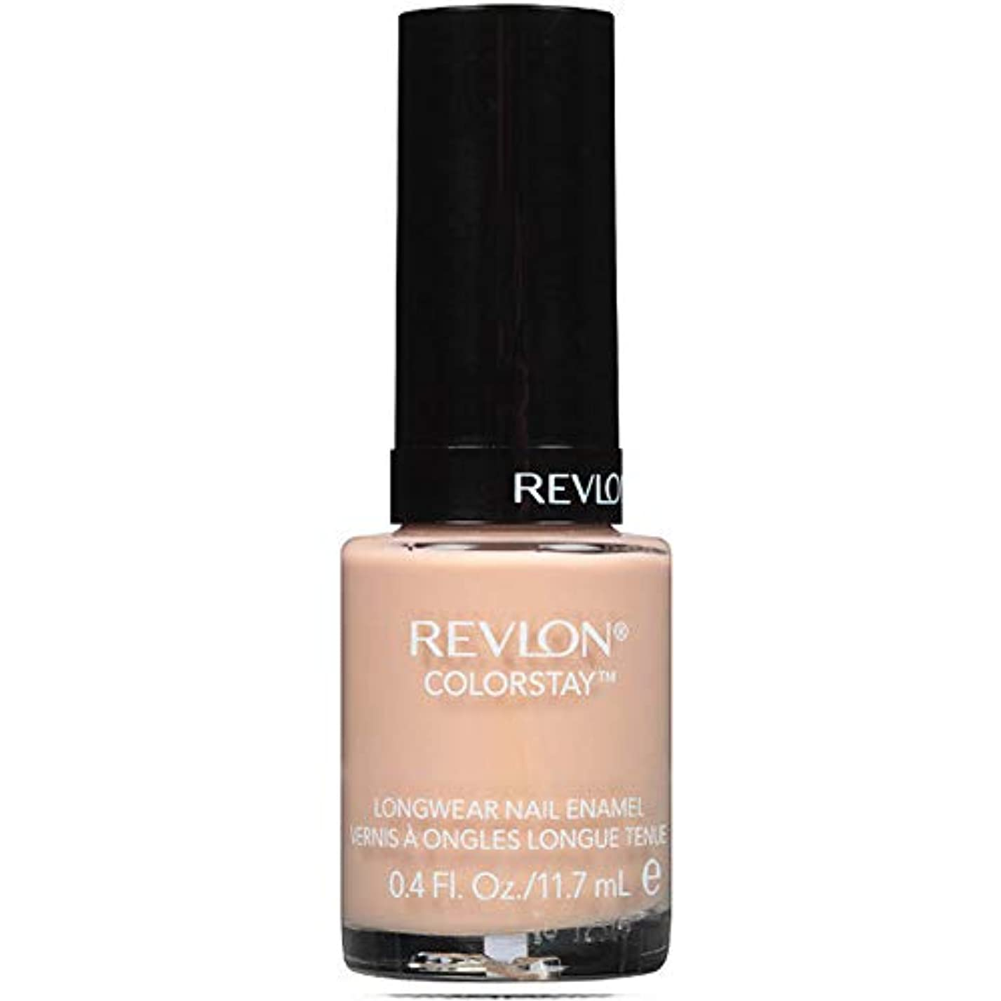 ロマンチック前兵隊REVLON COLORSTAY LONGWEAR NAIL ENAMEL #320 TRADE WINDS