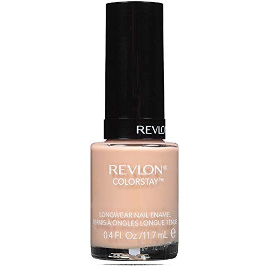 祖父母を訪問引数プーノREVLON COLORSTAY LONGWEAR NAIL ENAMEL #320 TRADE WINDS
