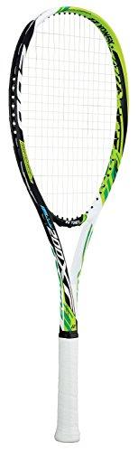 ヨネックス(YONEX) 軟式テニス ラケット マッスルパワー 200XF 【ガット張り上げ済】 MP200XFG フレッシュグリーン(469)