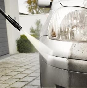 洗車にも使える