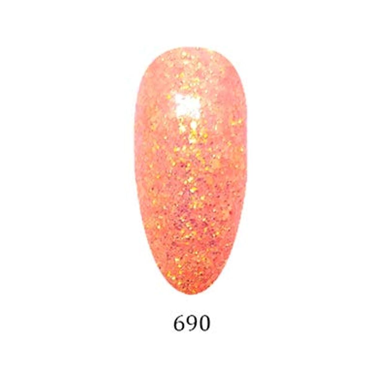 スキニー収まる薬アイスジェル カラージェル グリーミングシリーズ GM-690 3g