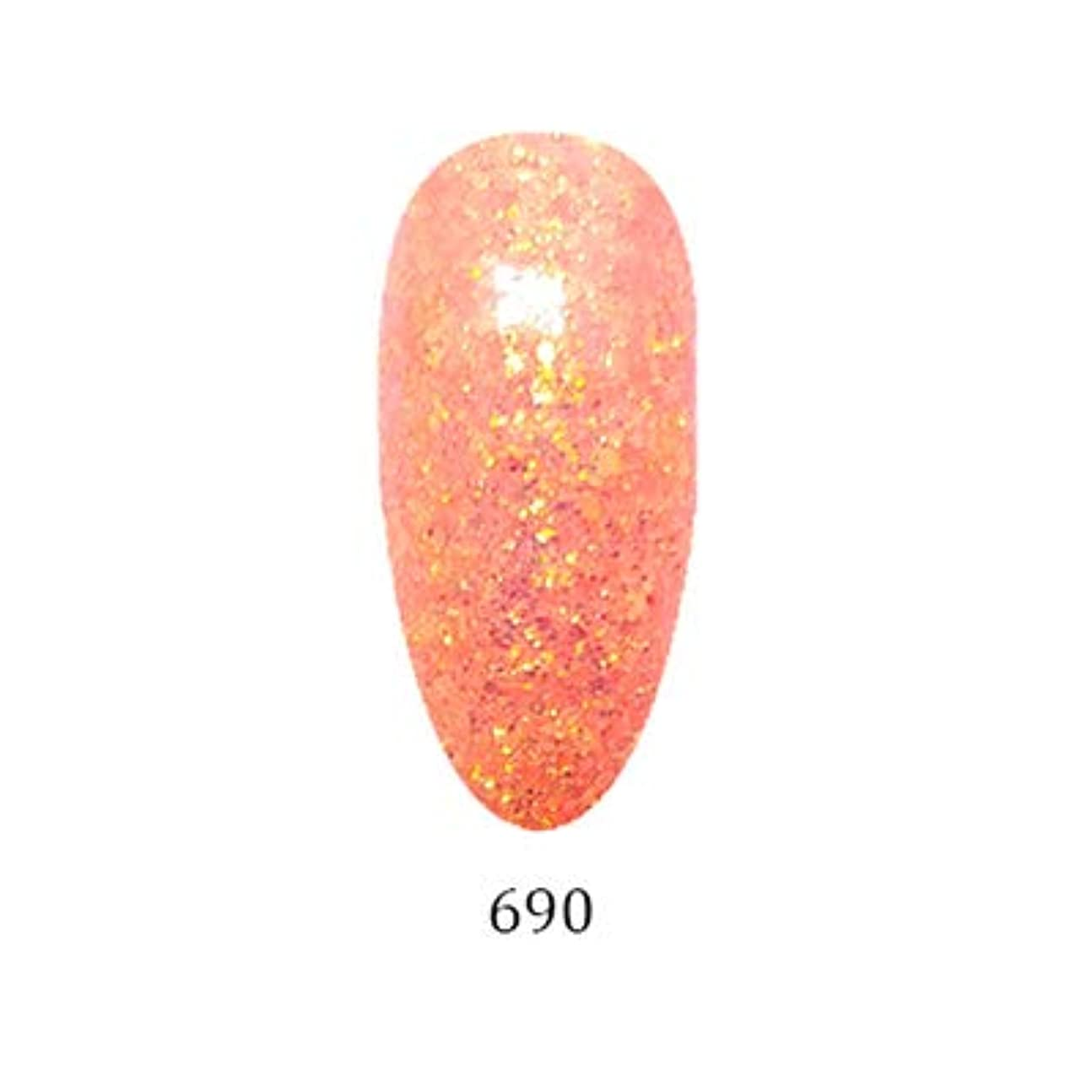 暖かさ定刻最大化するアイスジェル カラージェル グリーミングシリーズ GM-690 3g