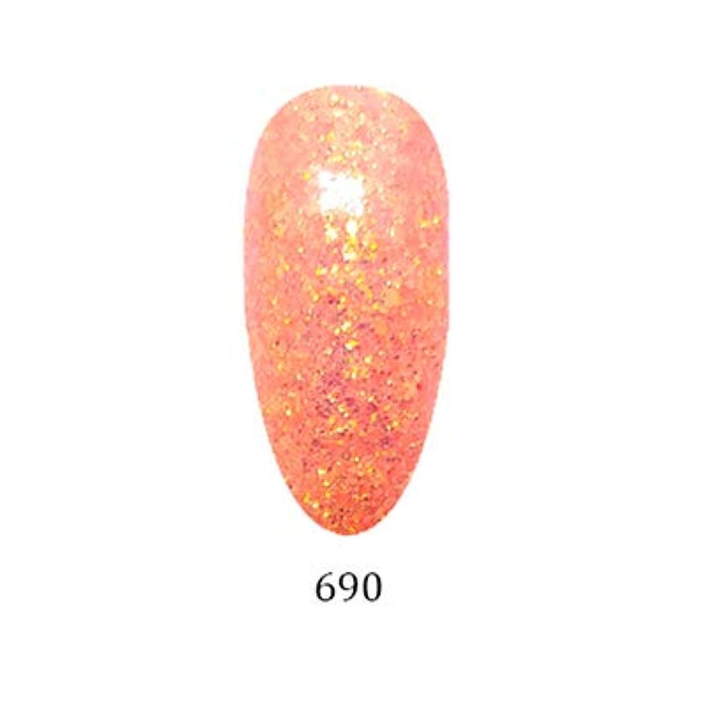 アイスジェル カラージェル グリーミングシリーズ GM-690 3g