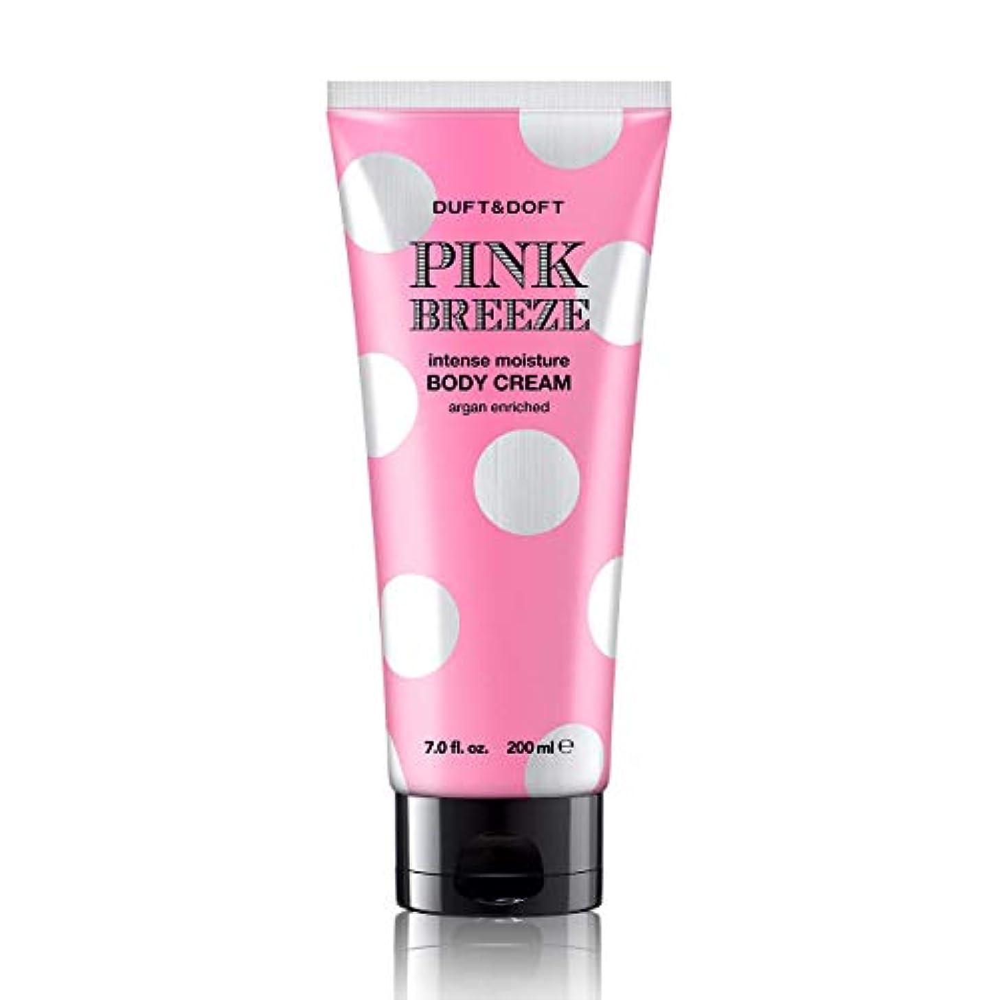 どういたしまして十一憧れ[Duft&Doft]ピンク?ブリーズ ボディクリーム