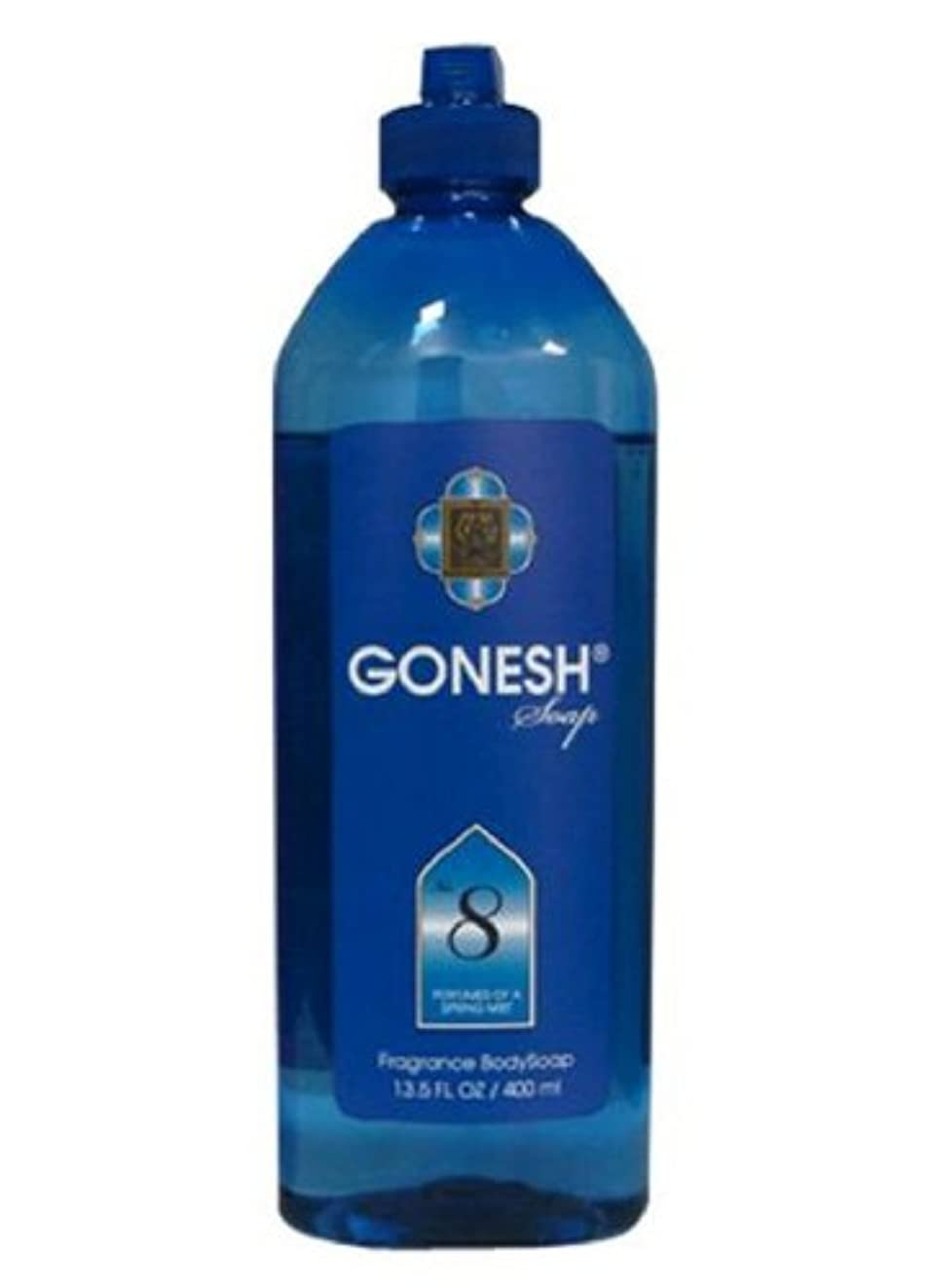 悲惨な協力的うまくやる()GONESH Body Soap NO.8 400ml