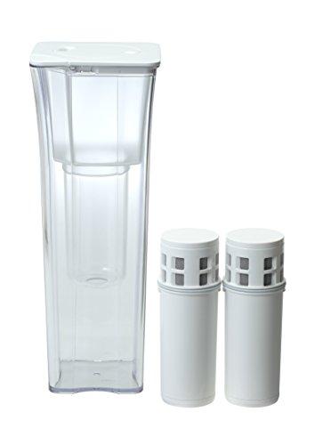 三菱ケミカル・クリンスイ クリンスイポット型浄水器CP002+カートリッジお買い得セット CP002W-WT