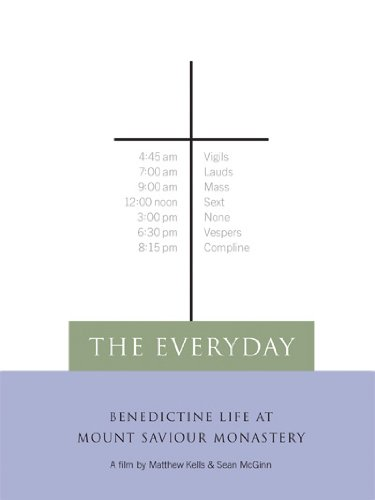 Everyday: Benedictine Life at Mount Saviour Monast [DVD] [Import]