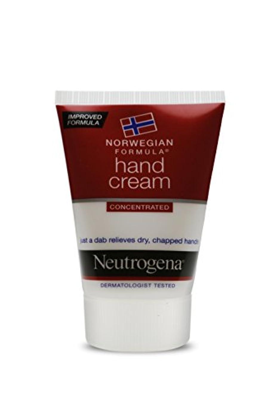 夜の動物園精査する可動式Neutrogena Norwegian Formula Hand Cream, 56g