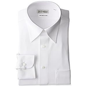[ハルヤマ] HARUYAMA i-Shirt 完全ノーアイロン 360°ストレッチ 速乾 長袖 アイシャツ メンズ M151180077 ホワイト M151180111 日本 M78(首回り39cm×裄丈78cm)-(日本サイズM相当)