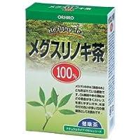 NLティー100パーセントメグスリノキ茶 26H×(20セット)