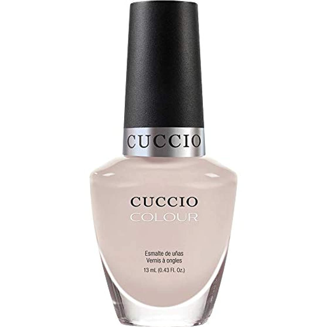 金銭的なプレビスサイト放射能Cuccio Colour Gloss Lacquer - Pier Pressure - 0.43oz / 13ml