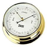 Endurance Collection 085 Barometer バロメーター Weems & Plath社 Brass【並行輸入】