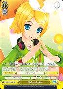 Weiss Schwarz - Melancholic - PD/S22-E021 - C (PD/S22-E021 ) - Hatsune Miku Project Diva F (Vocaloid) Booster