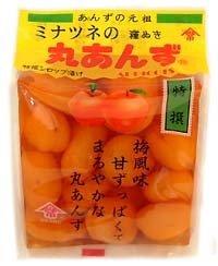 ミナツネの種ぬき丸あんず 500g