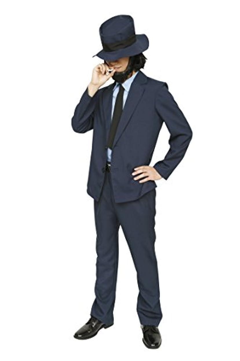 環境保護主義者背が高い孤独大泥棒シリーズ クールガンマン コスチューム メンズ 180cm クリアストーン正規品