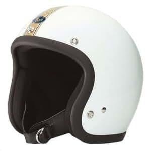 ブコヘルメット BUCO STANDARD ブコスタンダード プレーン ゴールデンストライプ ML