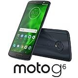 Motorola(モトローラ) moto g6 ディープインディゴ PAAG0028JP