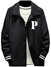 chenshiba-JP メンズジャケット軽量カジュアルウィンドブレーカートップジャケット
