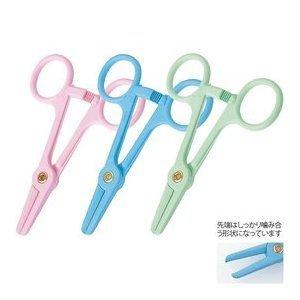 カラーチューブ鉗子 3色セット (ピンク・ブルー・グリーン)