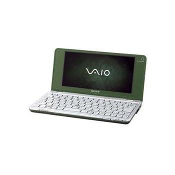 ソニー(VAIO) VAIO typeP P70H VistaHomeBasic ワンセグ ペリドットグリーン VGN-P70H/G