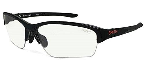 ( スミス ) SMITH サングラス Takefive Sports Black Photochromic Clear 調光レンズ 日本製 ジャパンフィット レディース メンズ TakefiveSports MADE IN JAPAN