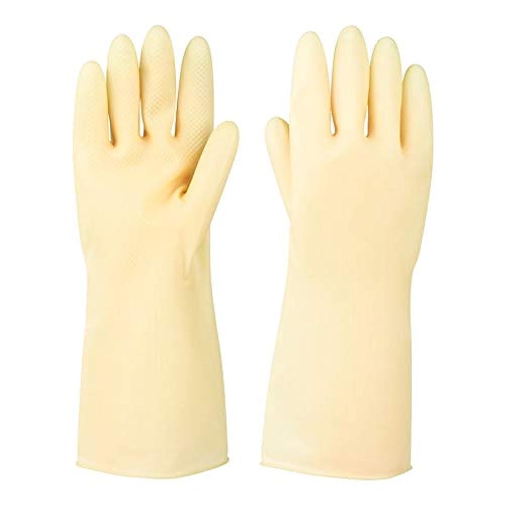 パターンアフリカ作曲家使い捨て手袋 ラバーレザーグローブ厚めの滑り止め耐摩耗性防水保護手袋、5ペア ニトリルゴム手袋 (Color : 5 pair, Size : S)