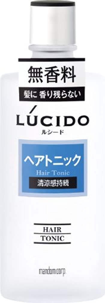 つぶやきふざけたリスLUCIDO(ルシード) ヘアトニック 200mL