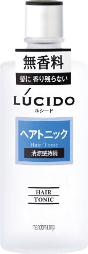 間違えた接続計器LUCIDO(ルシード) ヘアトニック 200mL