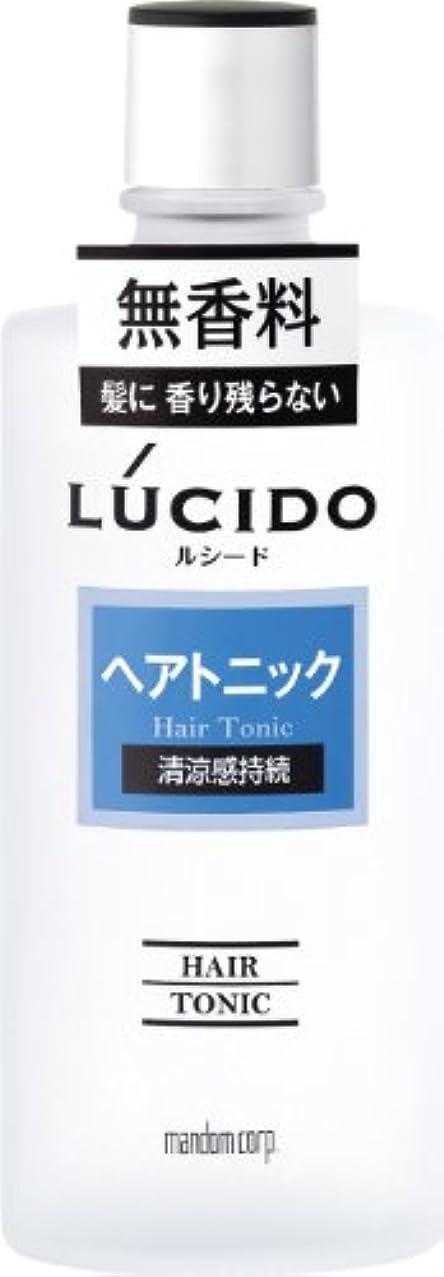 吸収剤導入するむき出しLUCIDO(ルシード) ヘアトニック 200mL