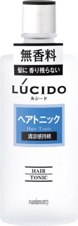 テニス吹きさらしのみLUCIDO(ルシード) ヘアトニック 200mL
