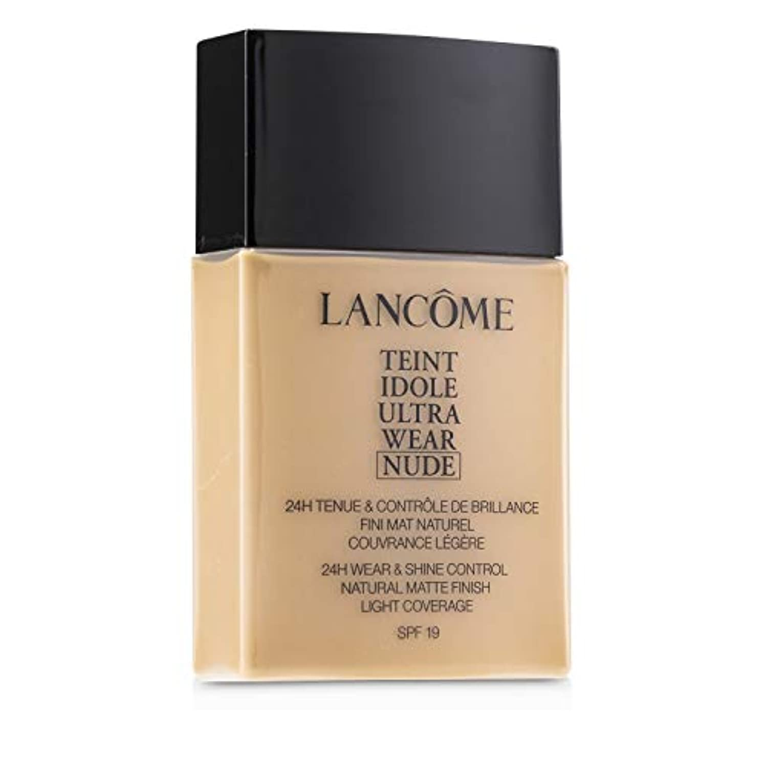 セールスマン参照推進ランコム Teint Idole Ultra Wear Nude Foundation SPF19 - # 04 Beige Nature 40ml/1.3oz並行輸入品
