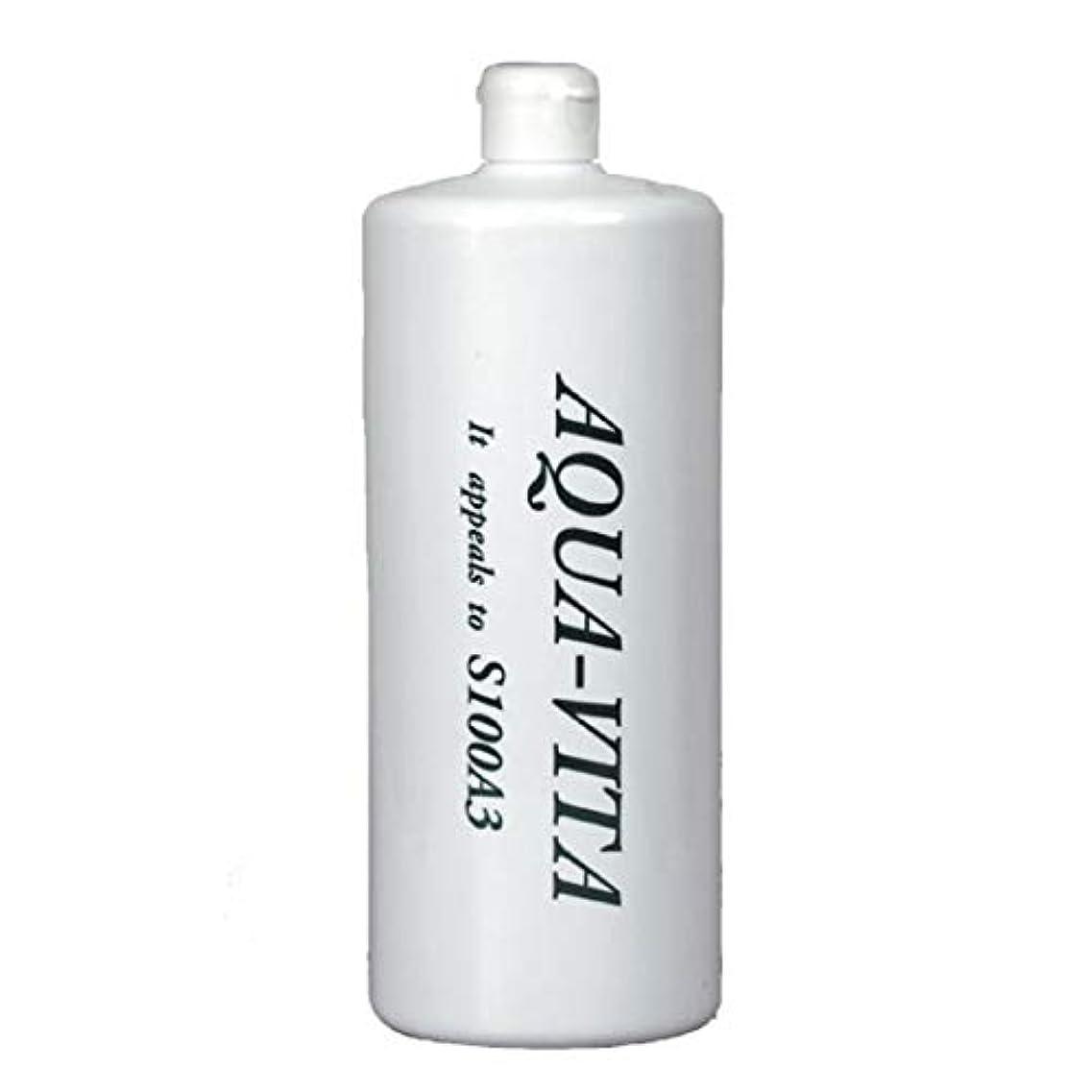 アミューズ印をつけるどれか全身用化粧水 アクアヴィータ (1000ml (お得用サイズ))