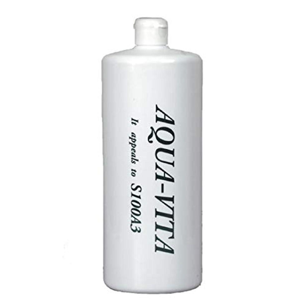 ニュースマトン精巧な全身用化粧水 アクアヴィータ (1000ml (お得用サイズ))