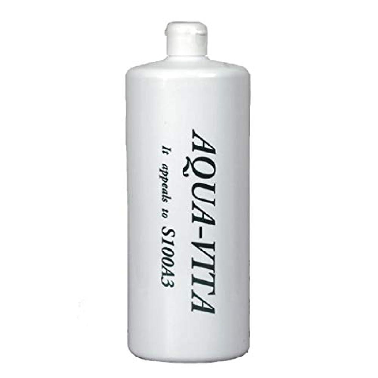 バンガロー月曜日アイデア全身用化粧水 アクアヴィータ (1000ml (お得用サイズ))