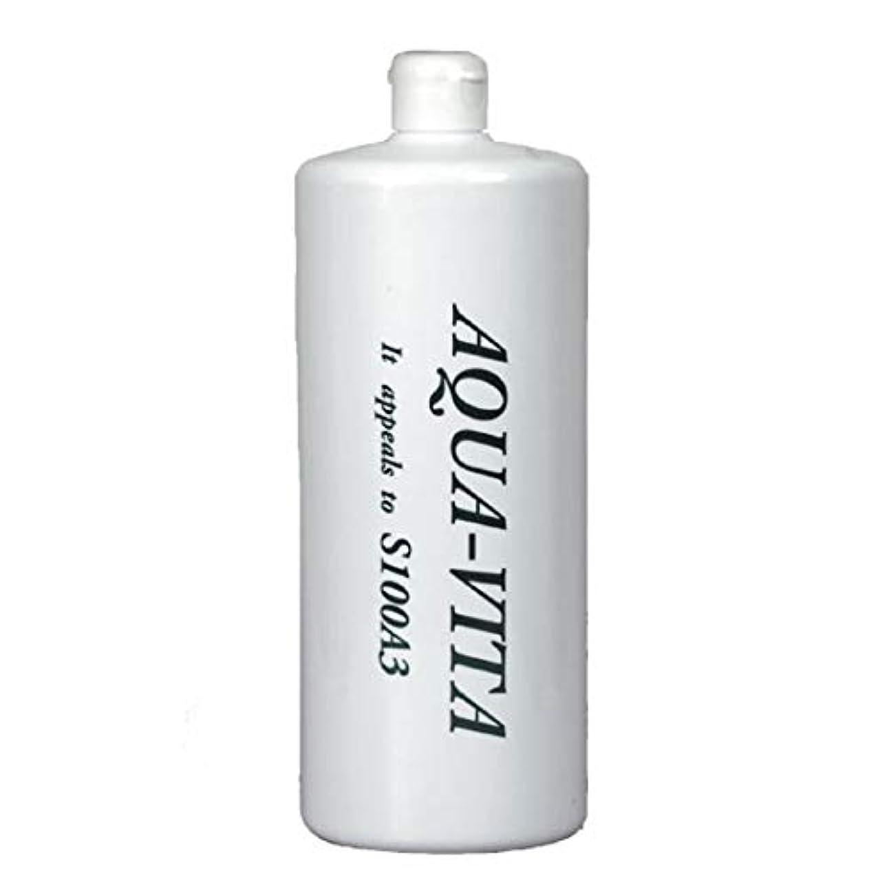 離れたスマッシュ分布全身用化粧水 アクアヴィータ (1000ml (お得用サイズ))