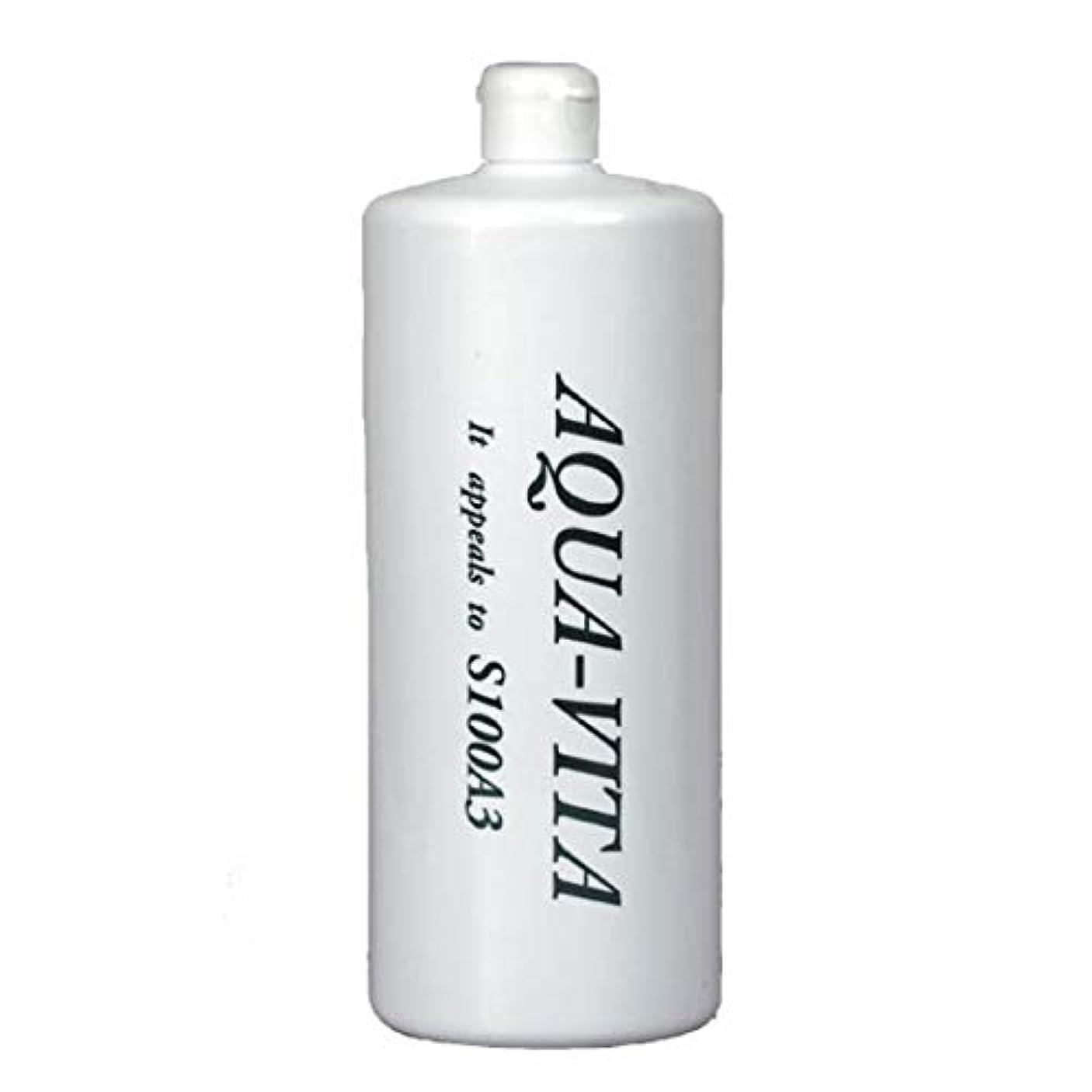 検出スノーケル役立つ全身用化粧水 アクアヴィータ (1000ml (お得用サイズ))
