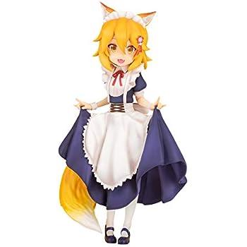 世話やきキツネの仙狐さん「仙狐」メイドver 塗装済み完成品フィギュア