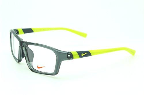 男性用 nike ナイキ パソコン用メガネ PCメガネ 7878 029 AF ブルーライトカット 紫外線カット 伊達メガネ 度無 透明レンズ アジアンフィット 加工済み 専用ケース付属