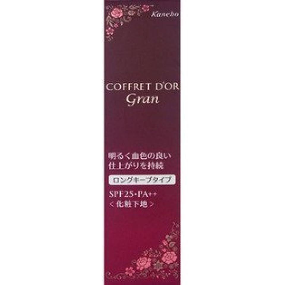同一性キネマティクス小麦粉カネボウコフレドールグラン(COFFRET D'OR gran)モイストカバーベースUV25g SPF25 PA++