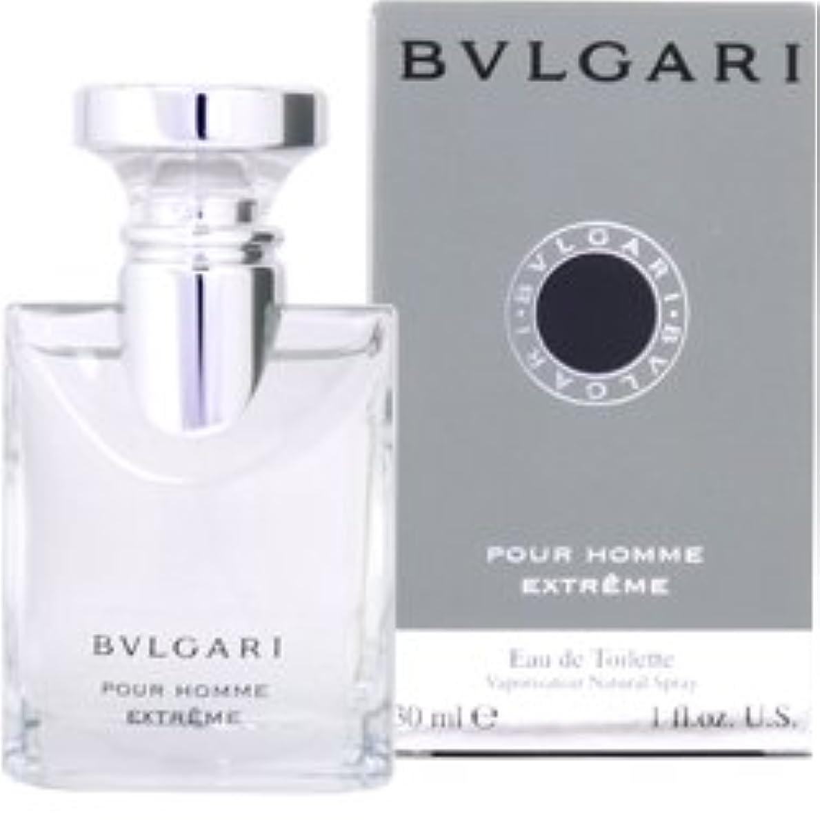 ブルガリ BVLGARI プールオム エクストリーム EDT SP 30ml