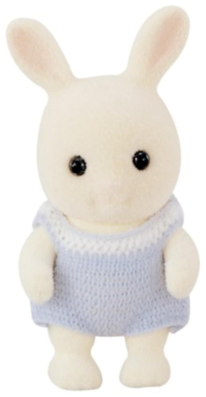 シルバニアファミリー みるくウサギ 赤ちゃん ウ-45