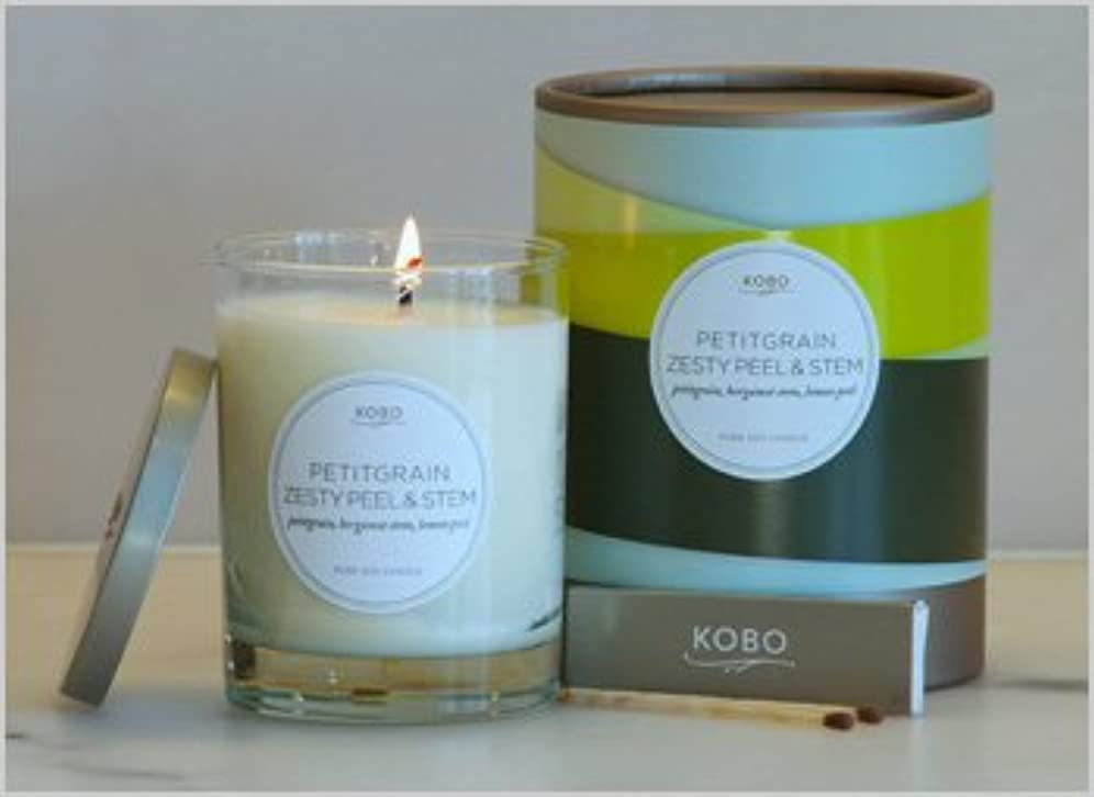 以降シェフ建築Kobo Botanical Candle