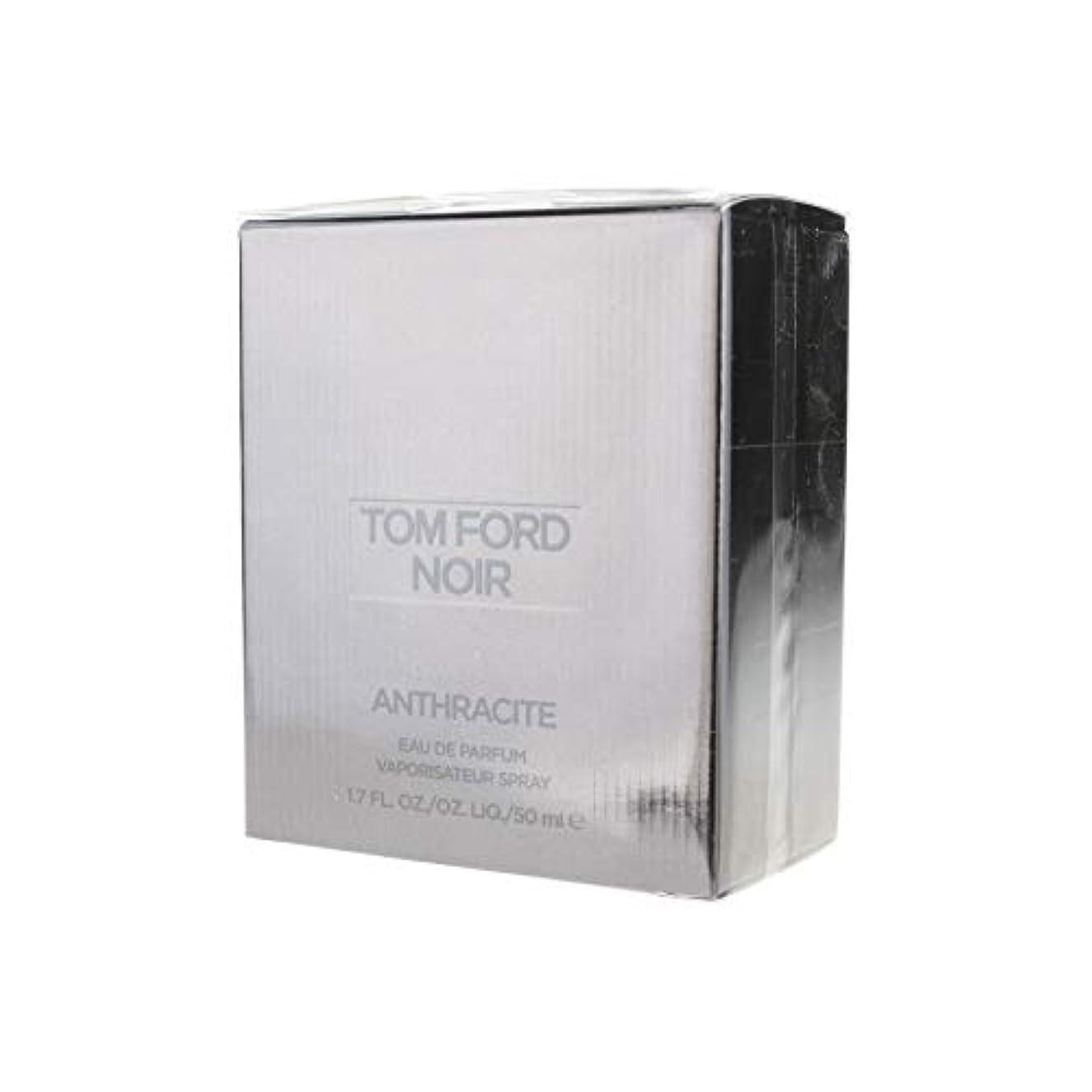 窓厚い毎月Tom Ford Noir Anthracite (トムフォード ノワール アンソラシット) 1.7 oz (50ml) EDP Spray for Men